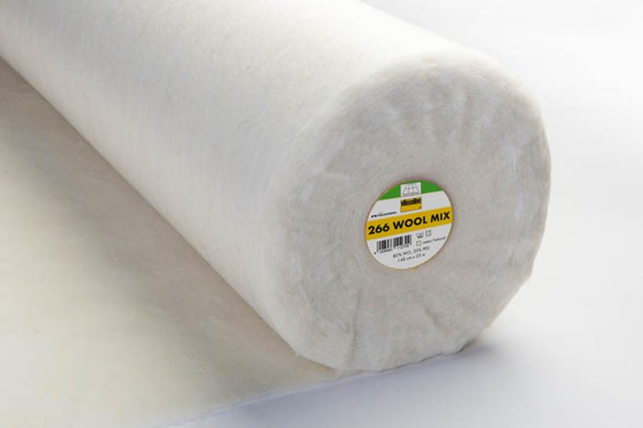 Vlieselilne 266 Wool Mix